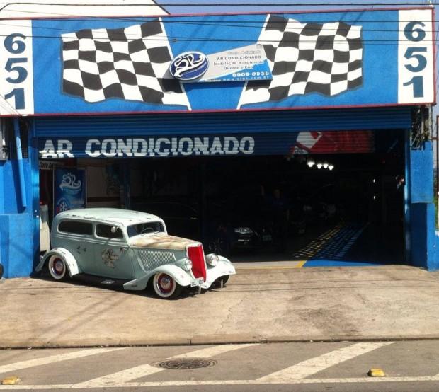 Ar Condicionado Automotivo SR